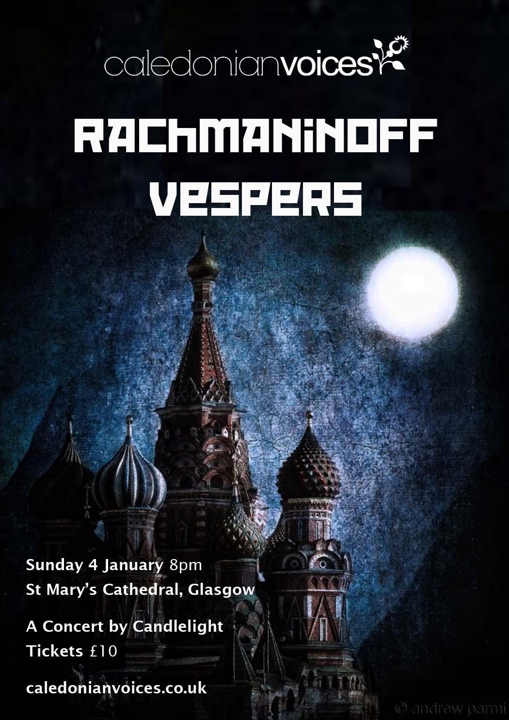 Vespers Poster