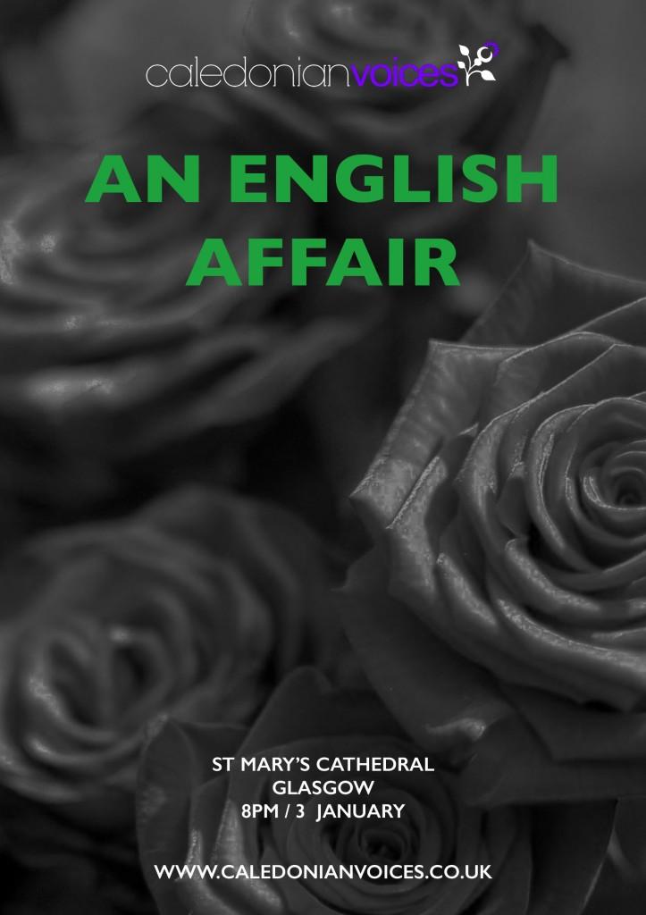 An English Affair poster