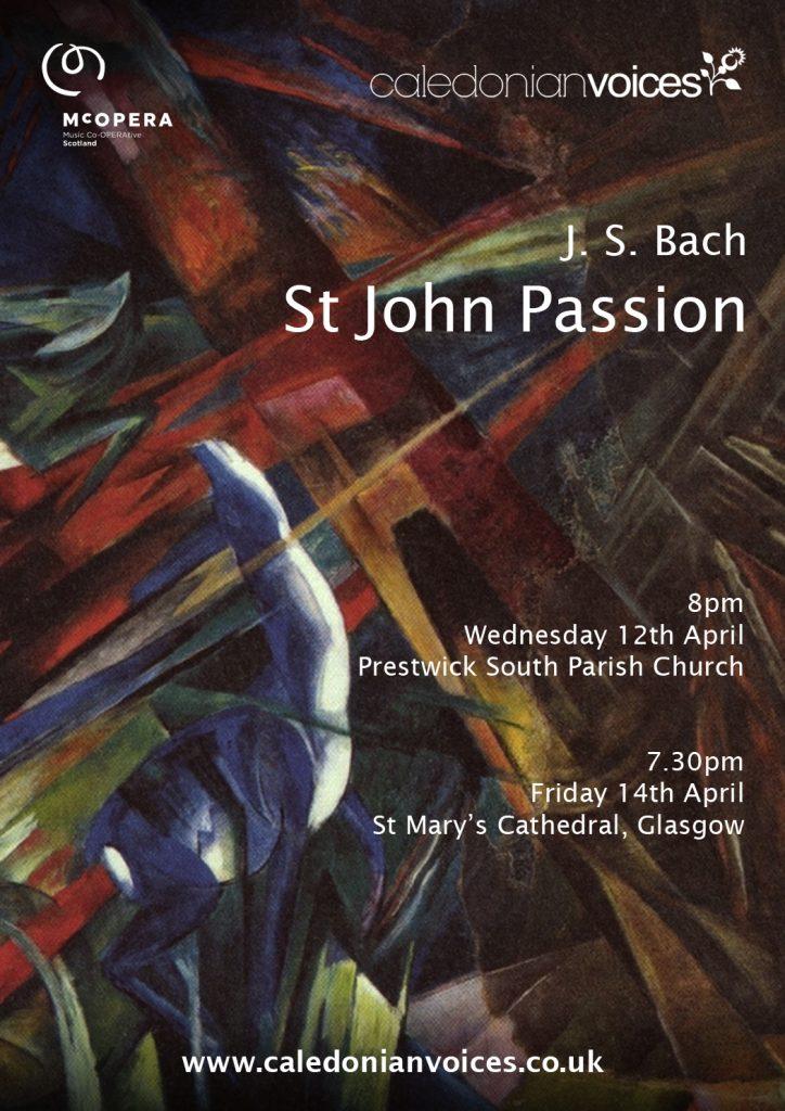 st-john-passion-poster